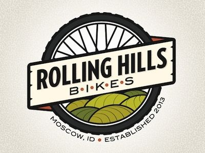 ROLLING HILLS BIKES - CoolHomepages Web Design Gallery