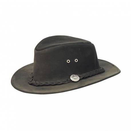 Chapeau Australien Noir