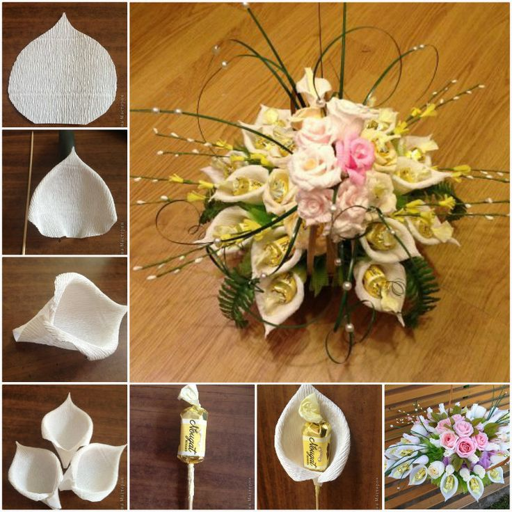 """<input class=""""jpibfi"""" type=""""hidden"""" ><p>We do need to send some gifts with candies, and try to make it more special. This is a great project I recommend to you because it's super easy by cutting a petal and wrapping the candy. And the finish is gorgeous. You can make it as table centerpiece for …</p>"""