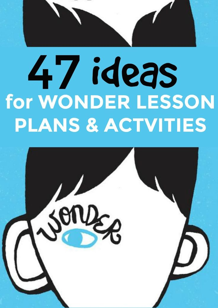 Wonder movie and wonder book novel by rj palacio- Wonder lesson plans, worksheets, choose kind activities, wonder study guides and writing prompts, Wonder activities and crafts and more! Great for teachers and homeschoolers! bullying lesson plans and kindness lesson plans