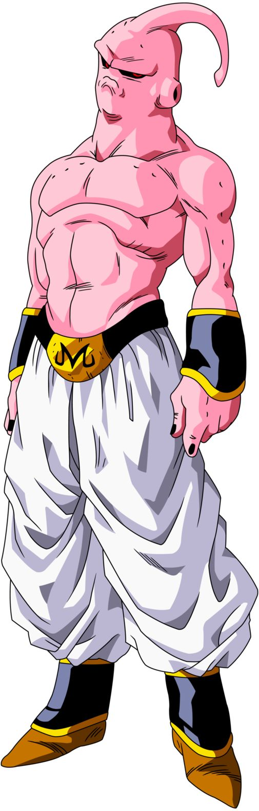 Mjin buu evil by maffo1989 on deviantART