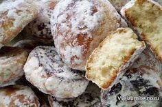 Домашние пряники на кефире с медом Продукты для домашних пряников на кефире: -350 мл кефира (или простокваши) -1 стакан сахара -2 желтка и 1 белок -1 ст. л. меда -3 ст. л. растительного масла -1 ч. л. соды (неполная) -Примерно 2 -2,5 стакана муки Для помадки: -1 белок -3 ст. л. сахара Рецепт домашних пряников на кефире: 1.Желтки с одним белком (а второй белок отделить на помадку) и медом взбить с сахаром, влить эту смесь в кефир и растительное масло. Еще раз слегка взбить. 2.Всыпать пост...