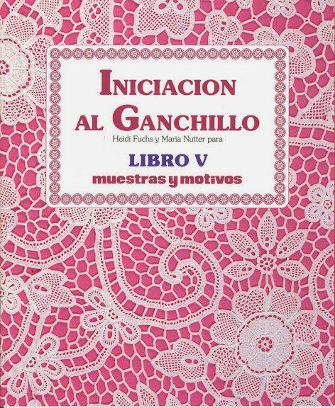 Iniciación al ganchillo V Revista descargada en español