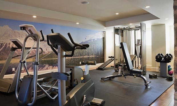 How to create the perfect home gym - Telegraph