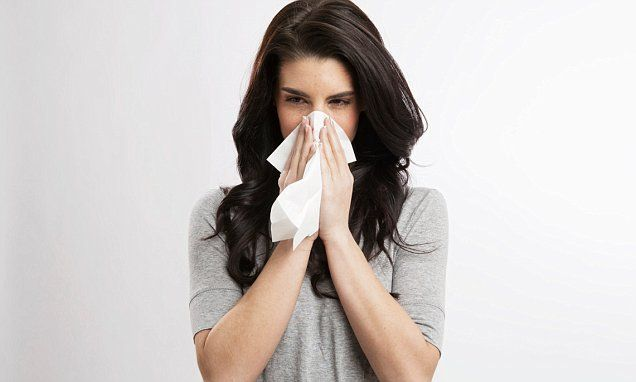 Hayfever can be controlled by increasing probiotic intake | Daily Mail Online