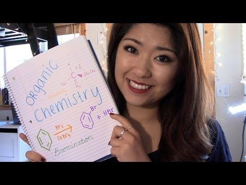 ▶ How To Get an A in Organic Chemistry - YouTube --