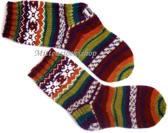 Hand knitted socks Patterned socks from sock yarn Elegant socks with latvian ornament Stylish girl's socks Womens wool socks Ladies socks