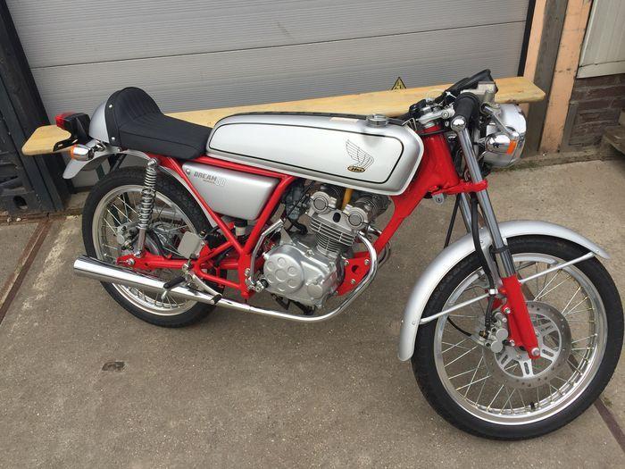 Originele Honda Dream 50 - 1997