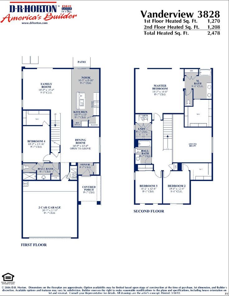Dr horton floor plans albuquerque for New mexico house plans