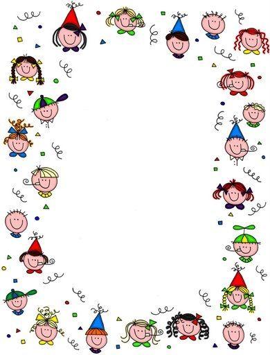 Leuk voor een 'Teken Jezelf' als je over het thema Feest werkt. Bij 'Teken Jezelf' tekenen kinderen zichzelf elke maand. Dit stop je elke keer in een mapje en zo kan je de bevordering zien van elk kind. (Zorg ervoor dat je elke tekening erachter stopt) Aan het einde van de kleuterklas wordt dit meegegeven naar huis, leuk voor ouders en kind.