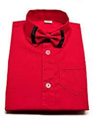Resultado de imagen para camisa roja niño