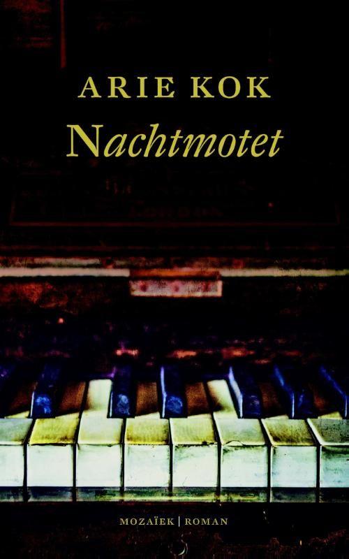 12/53 Arie Kok /Nachtmotet Niet weg van. Je kunt het stilistisch vinden maar ook simpel....;-(