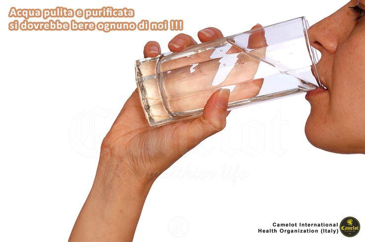Sistema di purificazione dell'acqua (filtro ad acqua). Brocche di filtri per l'acqua Columbia Pot.