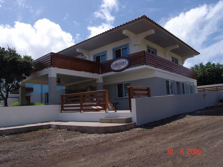 """Casa de Hóspede Comodoro - Ilha do Corvo - Açores - Portugal - 39º 40' 23.66"""" N 31º 6' 57.39"""" W"""