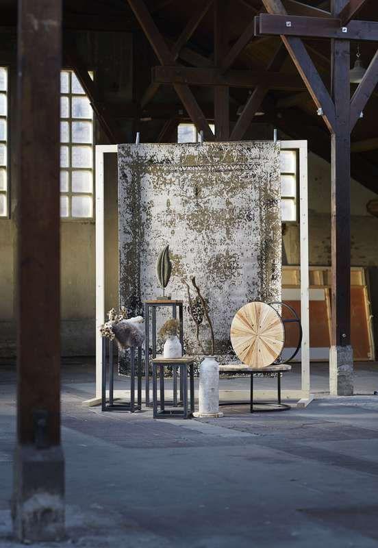 Schilderij van karpet Agello | Voor meer informatie en de diverse mogelijkheden kijk op www.prontowonen.nl #vloerkleed #karpet