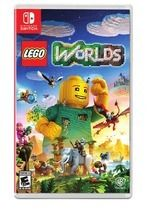 LEGO Worlds ou Cars 3 : Driven to Win pour Switch de Nintendo de Walmart 29,96 $