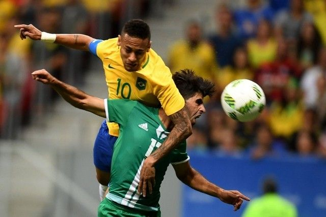 Rio 2016: Brazil football again gives fans reason to jeer as football team draws with Iraq