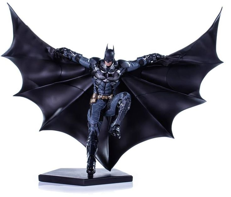 Estátua Batman Arkham Knight - Art Scale 1/10 - 26,2 cm - Iron Studios | Comic Store Brasil