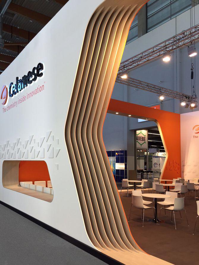 Celanese DNVE Architecture Exhibits Pinterest