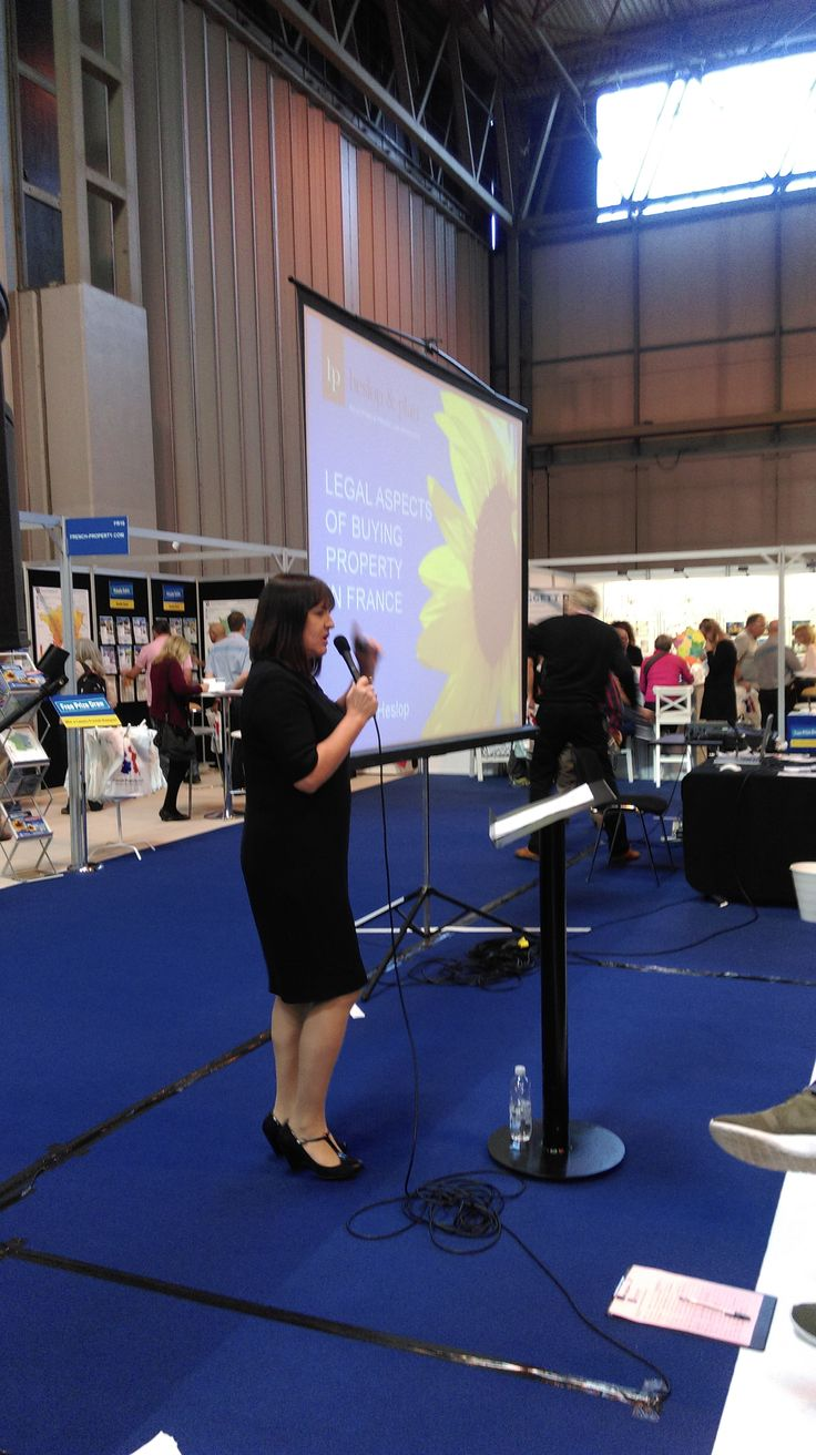 A Place In The Sun - http://www.heslop-platt.co.uk Barbara is delivering an excellent presentation at the NEC, Birmingham for the A Place In The Sun event. Suite E14, Joseph's Well, Hanover Walk, Leeds, LS3 1AB.