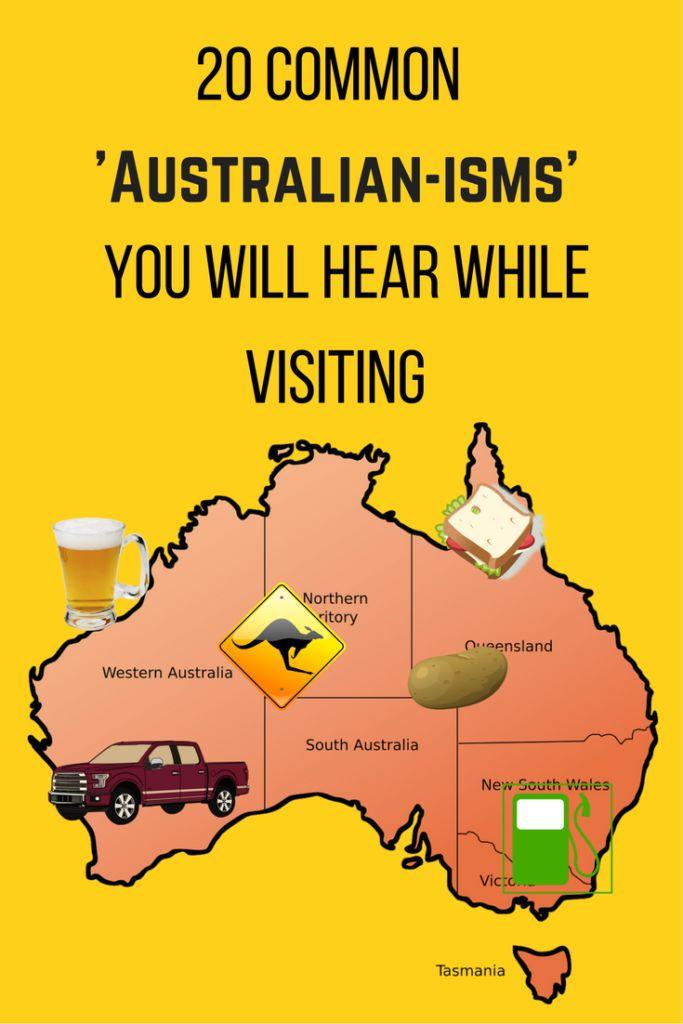 20 'Australian-isms' You Will Hear While Visiting Australia