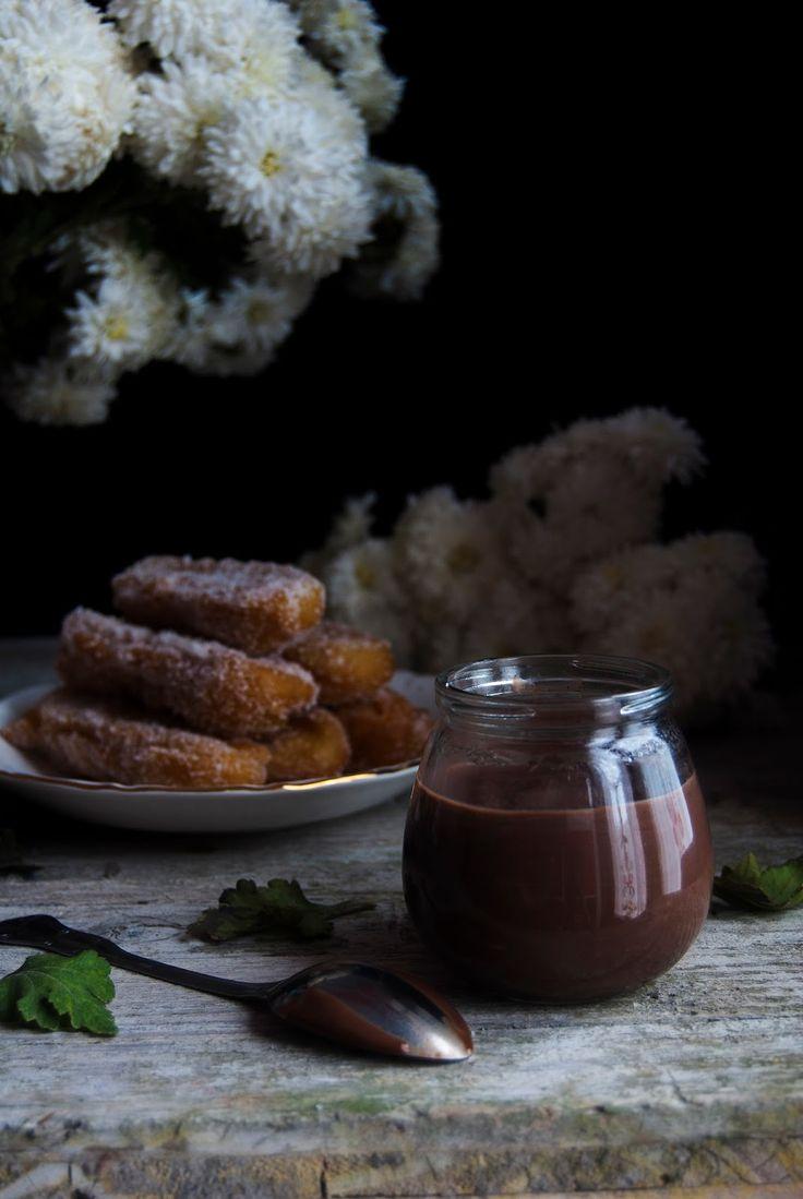 La asaltante de dulces: Receta de Churros/ Churros recipe for a delicious breakfast ;-)