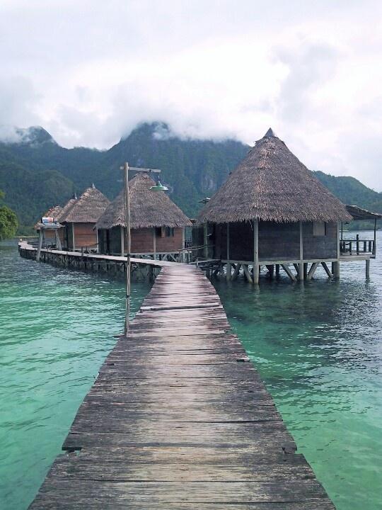 Ora beach resort Moluccas