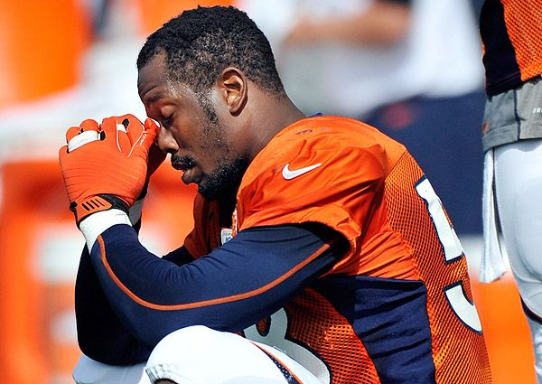 Von Miller suspended for the first six games of the 2013season | Audibles - SI.com