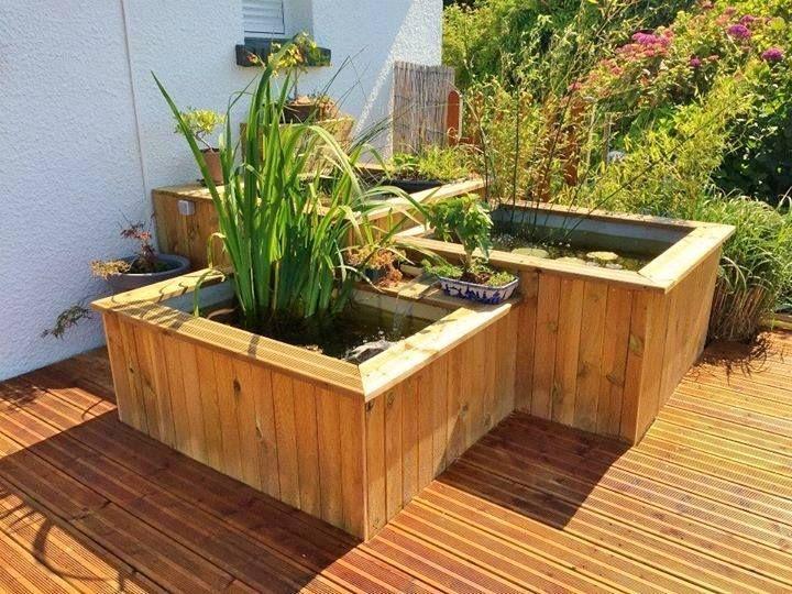 Toto boli pôvodne tri staré nádrže na vodu. Pozrite sa ako prešli touto veľkou zmenou a inšpirujte sa! To je nápad! http://www.tojenapad.sk/tieto-3-stare-nadrze-presli-uzasnou-premenou-takto-vyzeraju-dnes/  #jazierko #DIY #water #garden #záhrada #urobsisám #rastliny #plants #tojenápad