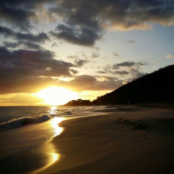BIG BEACH, Wailea, Maui, Hawaii