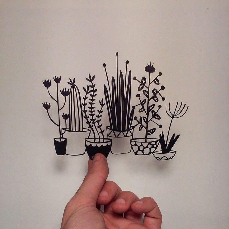 how to make paper design cuttings