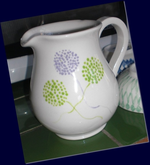 35 best pottery painting ideas images on pinterest for Ceramic mural making