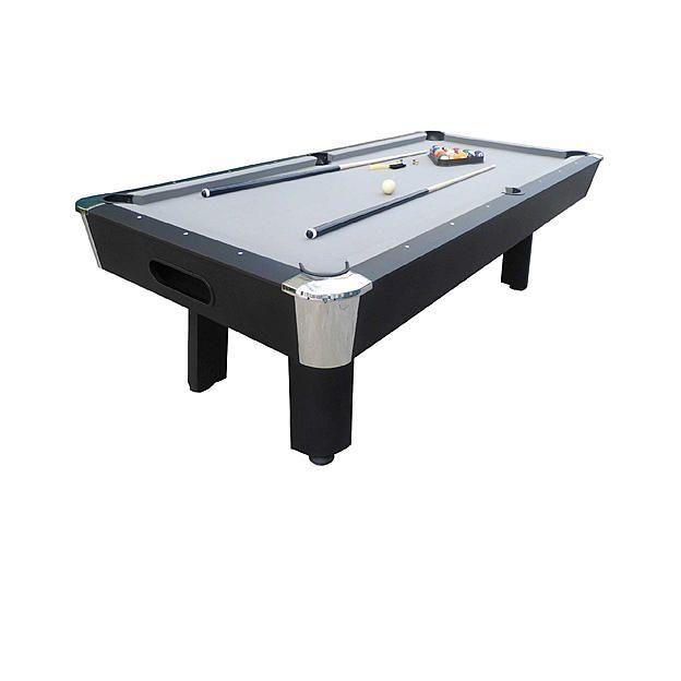 Sportcraft 8FT Gray Billiard Table