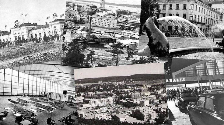 Viipurin linna vuonna 1918 - video