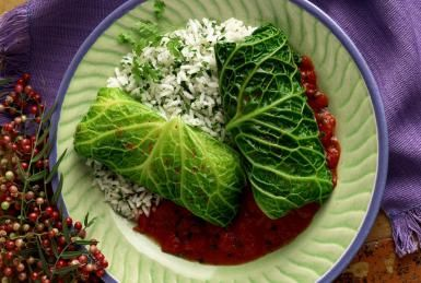 Cabbage rolls - Martin Jacobs/Photodisc/Getty Images