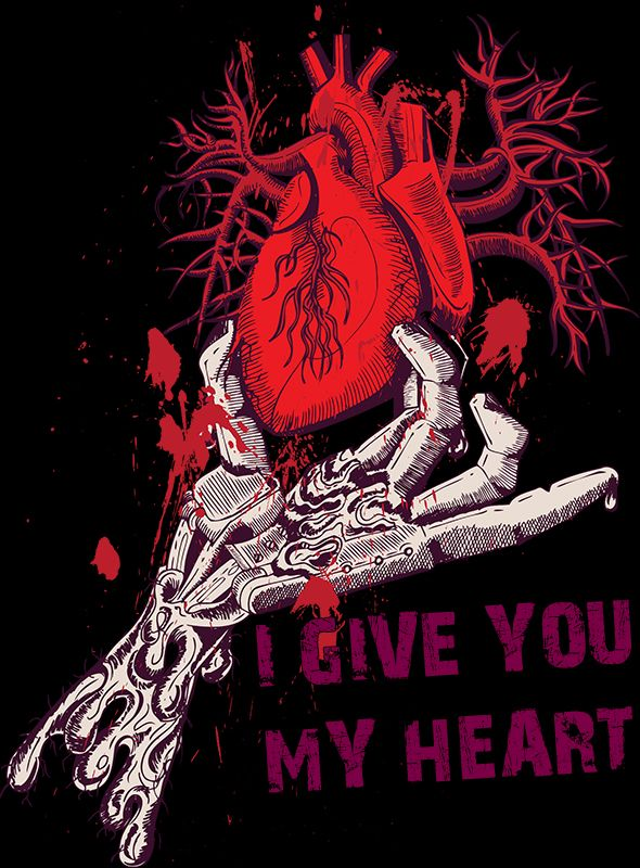 I Give You My Heart (Version 05) 2014 Collection  -  © stampfactor.com