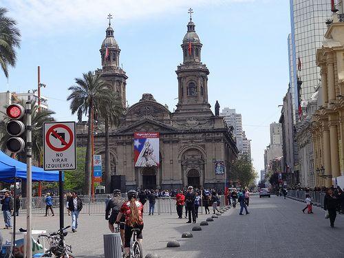 Procesión Virgen del Carmen. Primera parte