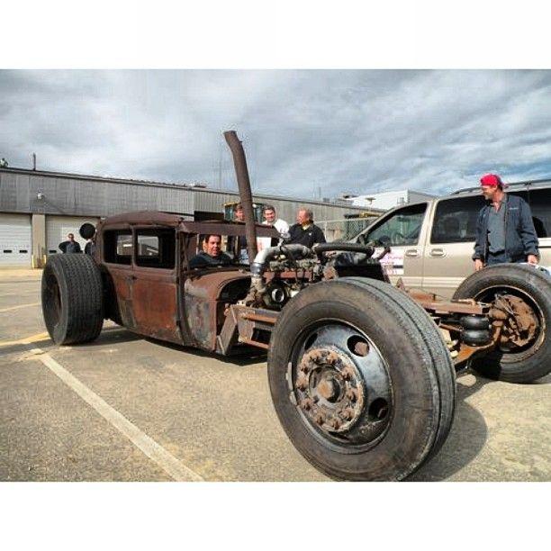 Diesel Rat Rod 2 - Diesel Truck Gallery