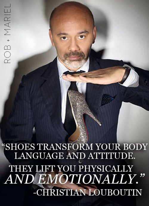 Style quotes. #RandM approved. #ChristianLouboutin