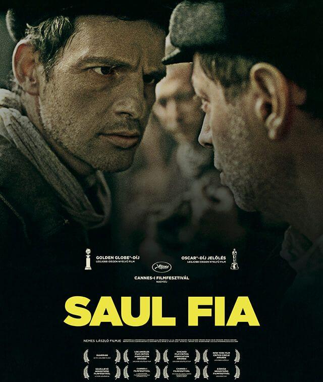 A Saul fia megnyerte az Oscar-díjat, gratulálunk!