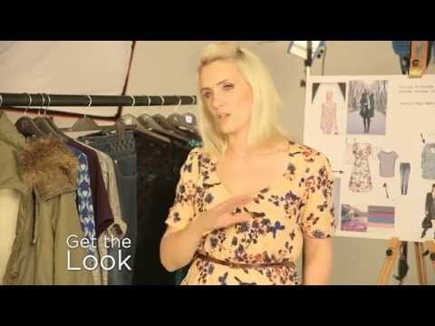 Casual Looks - Claire Richards - AW14 Fashion World Collection - YouTube www.FashionWorld.co.uk/ClaireRichards