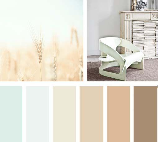 Lemonbe color trigo neutro relajado paletas de color - Colores que combinan ...