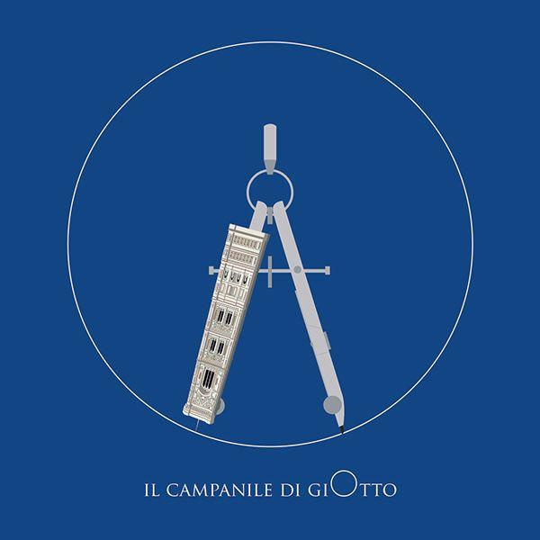 Il campanile di GiOtto on Behance