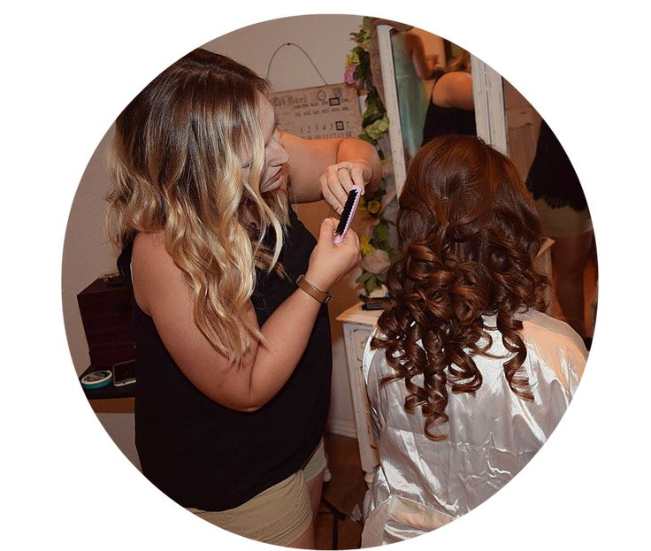 5 years experience specializing in wedding and special event updos, hairstyling, and makeup artistry to Red Bluff, CA and surrounding areas.