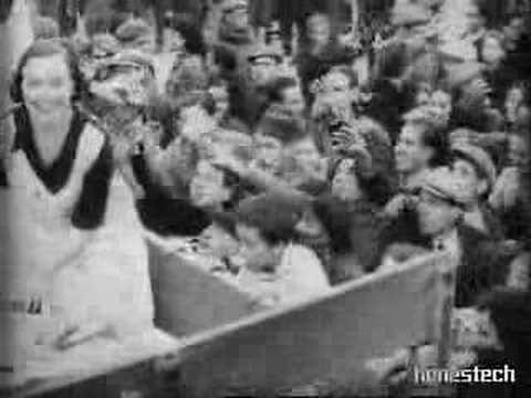 Llegada al poder del Caudillo Francisco Franco