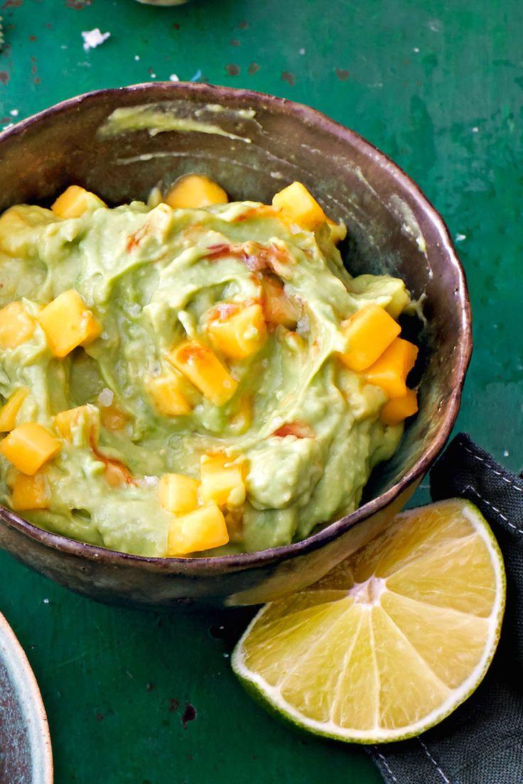 Guacamole mal anders: exotisch und fruchtig zugleich!