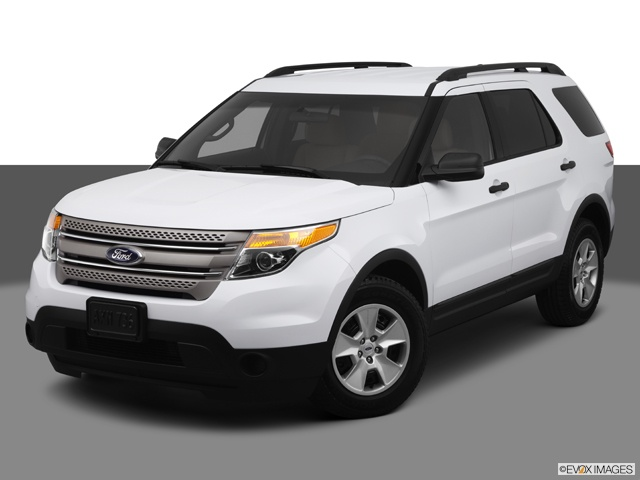 2013 Ford Explorer SUV | Ford | Pinterest | 2013 ford ...