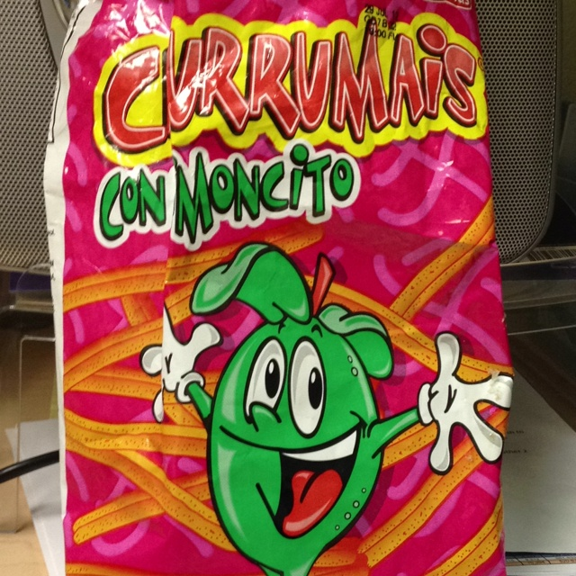 Churrumais Con Limoncito My Fave Chips 3 So Mexican My Faves