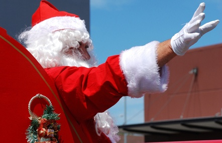 Christmas celebrations and events in Auckland