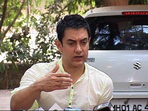 Aamir Khan on Indian system and administration - SATYAMEVA JAYATE.